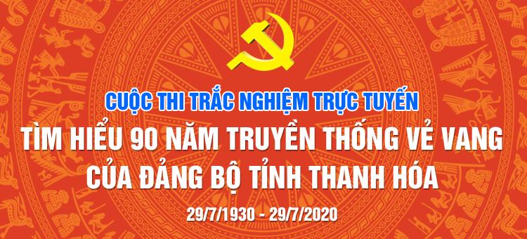 Tìm hiểu 90 năm truyền thống vẻ vang của Đảng bộ tỉnh Thanh Hóa